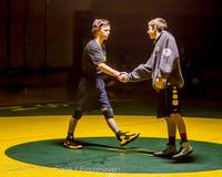 2176 Varsity Wrestling v Montesano 121015