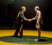 2185 Varsity Wrestling v Montesano 121015