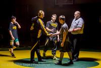2246 Varsity Wrestling v Montesano 121015