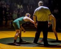 2277 Varsity Wrestling v Montesano 121015