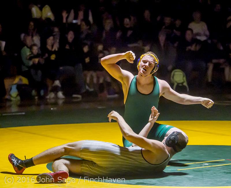 2412 Varsity Wrestling v Montesano 121015