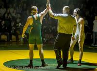 2429 Varsity Wrestling v Montesano 121015