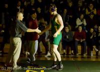 2434 Varsity Wrestling v Montesano 121015