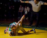2488 Varsity Wrestling v Montesano 121015