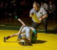 2543 Varsity Wrestling v Montesano 121015