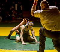 2631 Varsity Wrestling v Montesano 121015