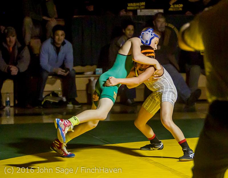 2667 Varsity Wrestling v Montesano 121015