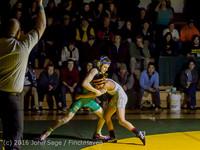 2670 Varsity Wrestling v Montesano 121015