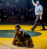 2718 Varsity Wrestling v Montesano 121015