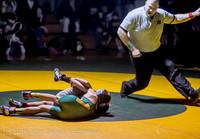 2742 Varsity Wrestling v Montesano 121015