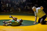 2747 Varsity Wrestling v Montesano 121015