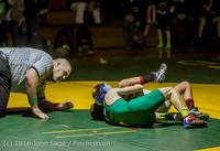 2906 Varsity Wrestling v Montesano 121015