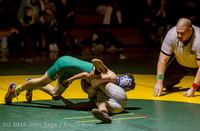 2946 Varsity Wrestling v Montesano 121015