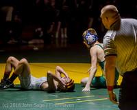 3026 Varsity Wrestling v Montesano 121015
