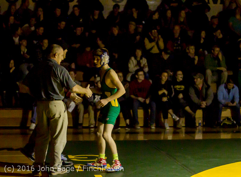 3050 Varsity Wrestling v Montesano 121015