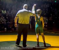 3087 Varsity Wrestling v Montesano 121015