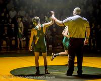 3092 Varsity Wrestling v Montesano 121015