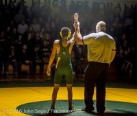 3098 Varsity Wrestling v Montesano 121015
