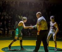 3111 Varsity Wrestling v Montesano 121015