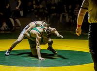 3153 Varsity Wrestling v Montesano 121015