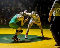 3279 Varsity Wrestling v Montesano 121015