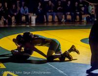 3313 Varsity Wrestling v Montesano 121015