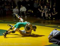 3422 Varsity Wrestling v Montesano 121015
