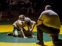 3453 Varsity Wrestling v Montesano 121015