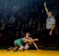 3563 Varsity Wrestling v Montesano 121015