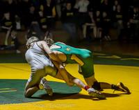 3634 Varsity Wrestling v Montesano 121015