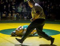 3645 Varsity Wrestling v Montesano 121015