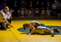 3681 Varsity Wrestling v Montesano 121015