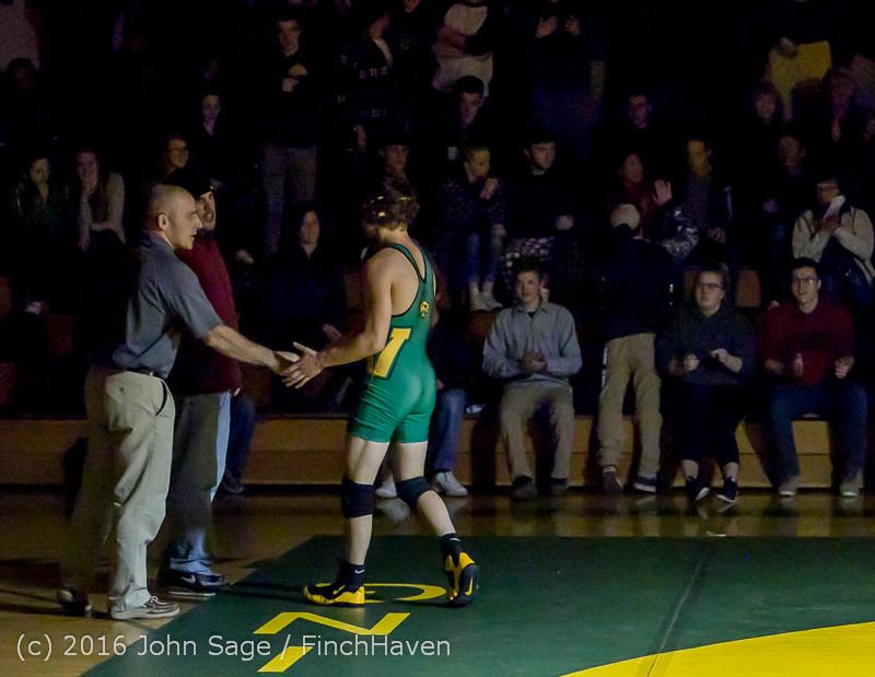 3836 Varsity Wrestling v Montesano 121015
