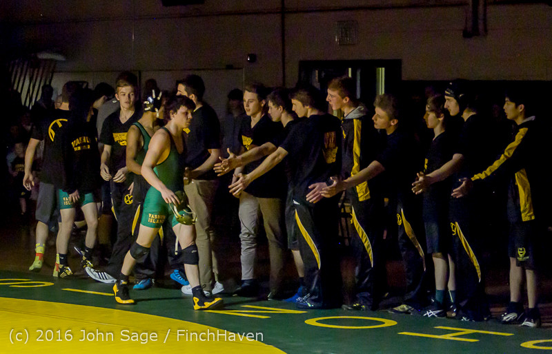 3860 Varsity Wrestling v Montesano 121015