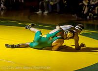 3951 Varsity Wrestling v Montesano 121015