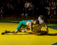 3954 Varsity Wrestling v Montesano 121015