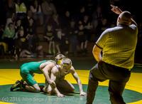 3992 Varsity Wrestling v Montesano 121015