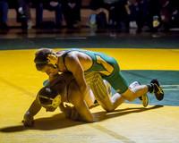 4011 Varsity Wrestling v Montesano 121015