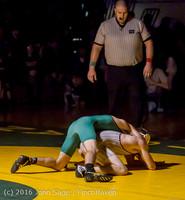 4053 Varsity Wrestling v Montesano 121015