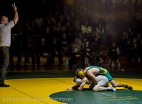 4127 Varsity Wrestling v Montesano 121015