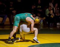 4152 Varsity Wrestling v Montesano 121015
