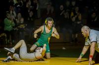 4238 Varsity Wrestling v Montesano 121015