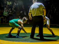 4310 Varsity Wrestling v Montesano 121015