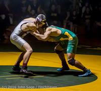 4319 Varsity Wrestling v Montesano 121015