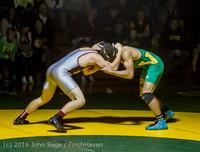 4333 Varsity Wrestling v Montesano 121015