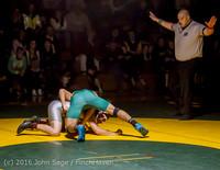 4356 Varsity Wrestling v Montesano 121015