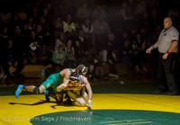 4361 Varsity Wrestling v Montesano 121015
