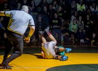 4383 Varsity Wrestling v Montesano 121015