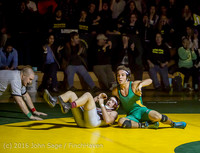 4433 Varsity Wrestling v Montesano 121015
