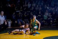 4440 Varsity Wrestling v Montesano 121015
